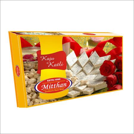 Kaju Katli Sweets Box