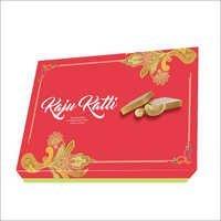 Kaju Katli Sweet Boxes