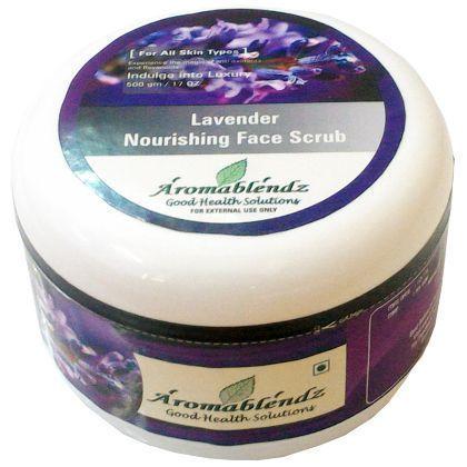 Aromablendz Exfoliating Lavender Face Scrub