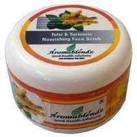 Aromablendz Tulsi and Turmeric Skin Glow Scrub
