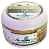 Aromablendz Vanilla Face Scrub