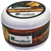 Aromablendz Cinnamon And Clove Body Gel
