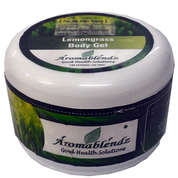 Aromablendz Lemon Grass Body Gel
