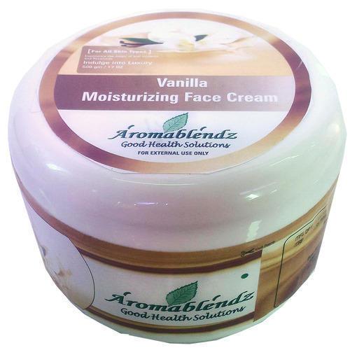 Aromablendz Vanilla Face Cream