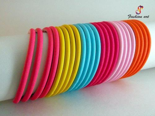 Super Single Colour Metal Bangle Set Size-2.6