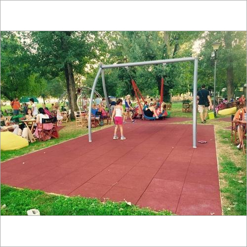 Playground Flooring Rubber Mat