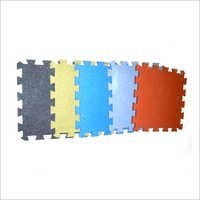 Gym Interlocking Rubber Flooring Tiles