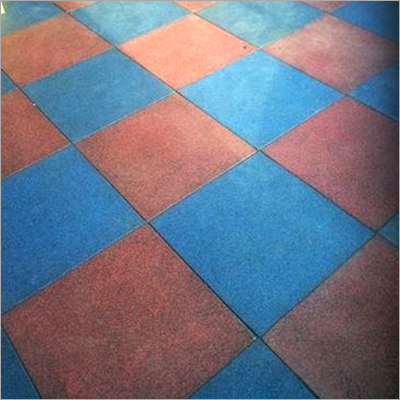 Sports Rubber Tiles