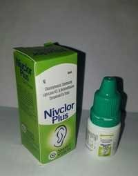 Nivclor Plus Ointmen