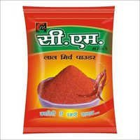 Red Chilli Laminated Pouch
