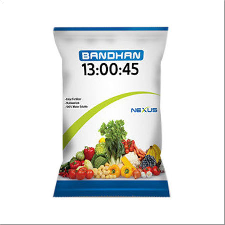 Vegetable Laminated Pouch