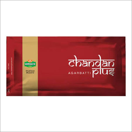Agarbatti Packaging Laminated Pouch