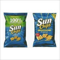 Chips Packaging Laminated Pouch