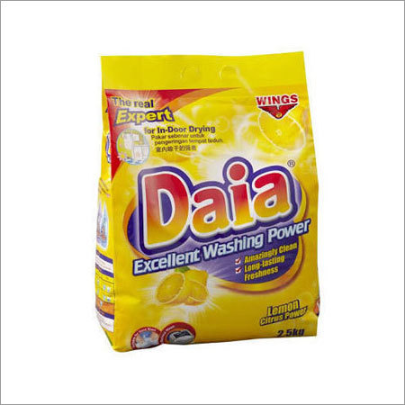 Washing Powder Laminated Pouch