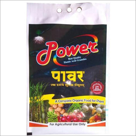 Organic Food Laminated Pouch