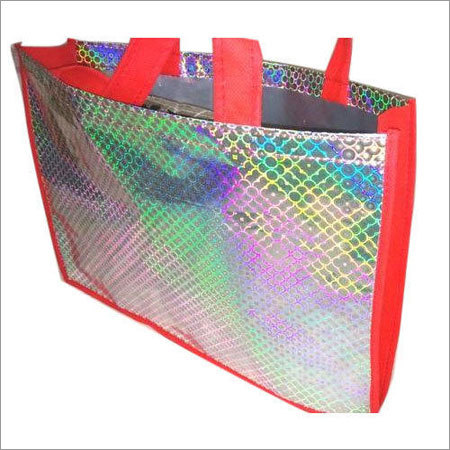 Printed Shopping Carry Bag