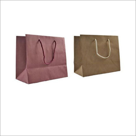 Plain Paper Carry Bag