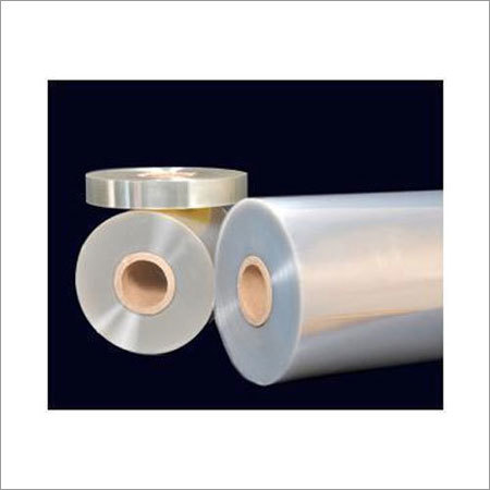 Plain Plastic Packaging Roll