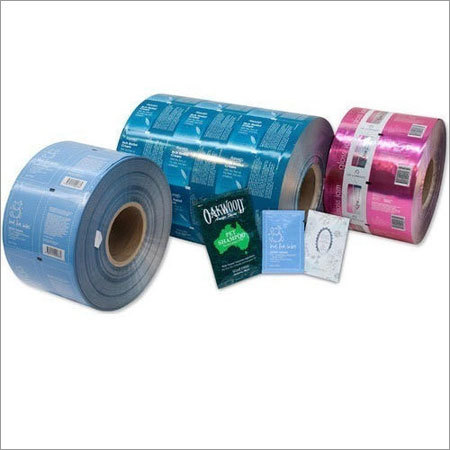 High Quality Printed Plastic Packaging Roll