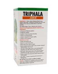 Organic Triphala Juice