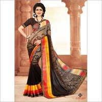 Ladies Designer Border Sarees