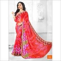 Ladies Regular Wear Printed Sarees
