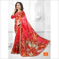 Ladies Royal Printed Sarees