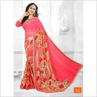 Ladies Digital Print Sarees