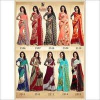 Ladies Designer Sarees Set