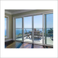 UPVC Sliding Folding Door
