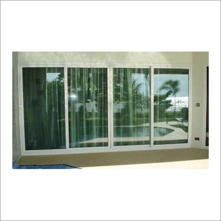 Upvc 4 Panel Sliding Patio Doors