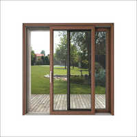 UPVC Outdoor Sliding Door