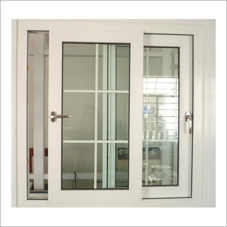 UPVC House Window