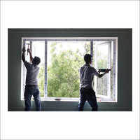 UPVC Fitting Window