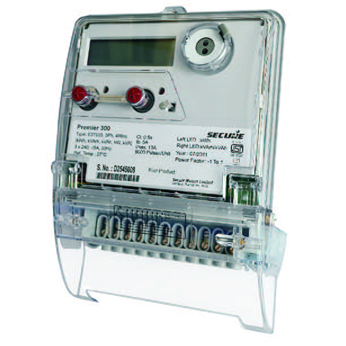 Secure Meter Domestic Energy Meter Premier 300