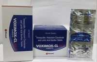 Amoxycillin 500mg+ Clavulanic acid 125mg+Lactic acid bacillus 60 million spores