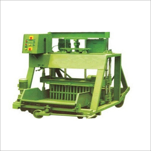 Solid and Hollow Block Making Machines