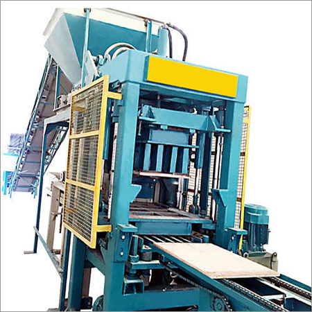 Automatic Brick,Block & Paver Making Machine