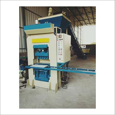 Automatic Fly Ash Brick Making Machine-2100