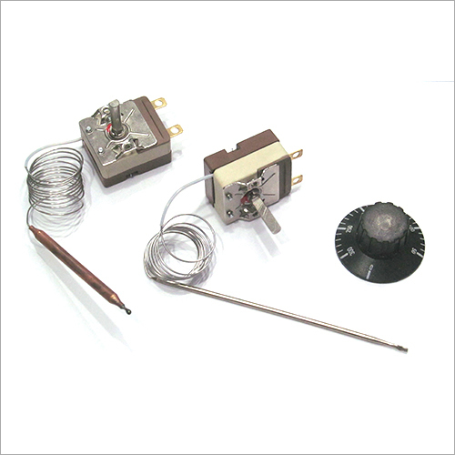 Industrial Capillary Thermostat