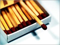 Windproof Matches