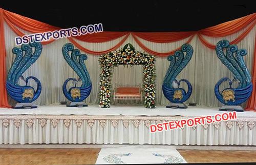 Latest Design Wedding Stage