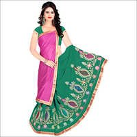 Ladies Lycra Saree