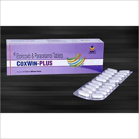 Eloricoonb & Paracetamol Tablets