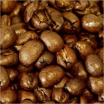 Coffee Peaberry Beans