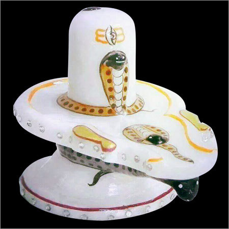 Marble Shivling