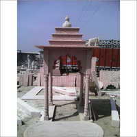Red Marble Temple