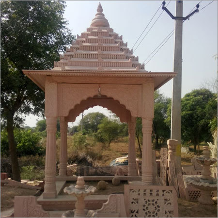 Marble Handicraft Temple