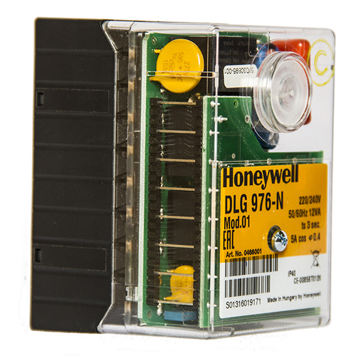 Honeywell Gas Burner Safety Control