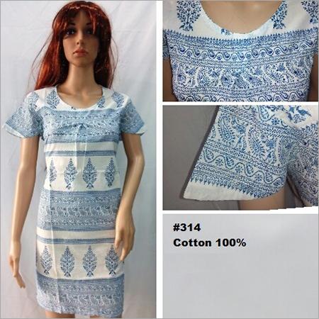 Pure Cotton Kurtis